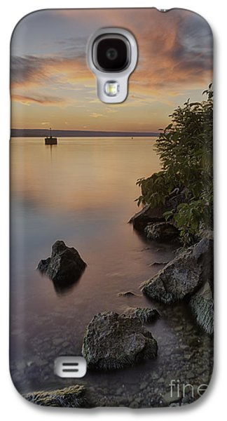 Cayuga Sunset I Galaxy S4 Case by Michele Steffey
