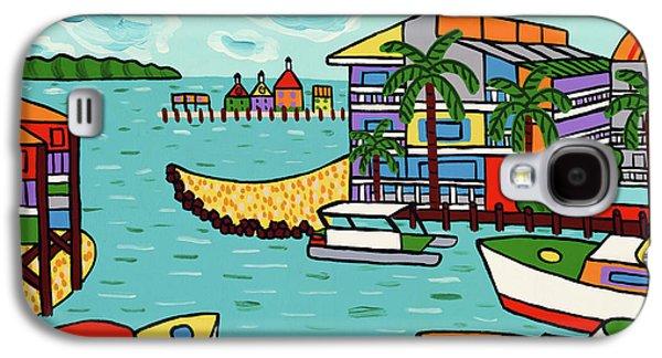 Cedar Cove Marina - Cedar Key Galaxy S4 Case