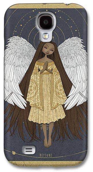 Celestial Angel Galaxy S4 Case