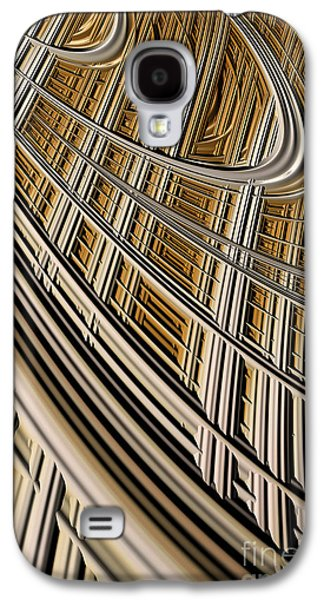 Celestial Harp Galaxy S4 Case