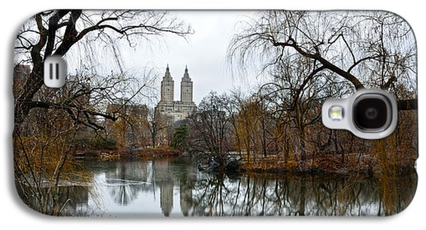 Central Park And San Remo Building In The Background Galaxy S4 Case by RicardMN Photography