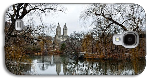 Central Park And San Remo Building In The Background Galaxy S4 Case