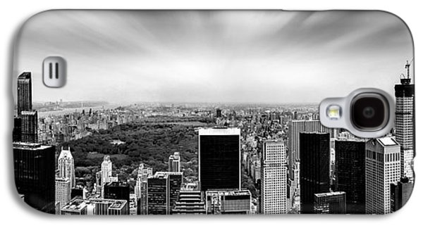 Central Park Perspective Galaxy S4 Case by Az Jackson
