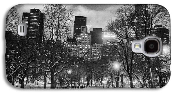 Central Park View Galaxy S4 Case by John Farnan