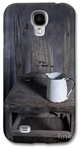 Chair Of Horror Galaxy S4 Case by Svetlana Sewell