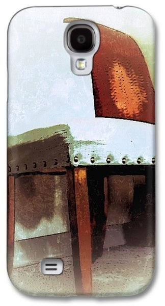 Chairs Galaxy S4 Case by Robert Smith