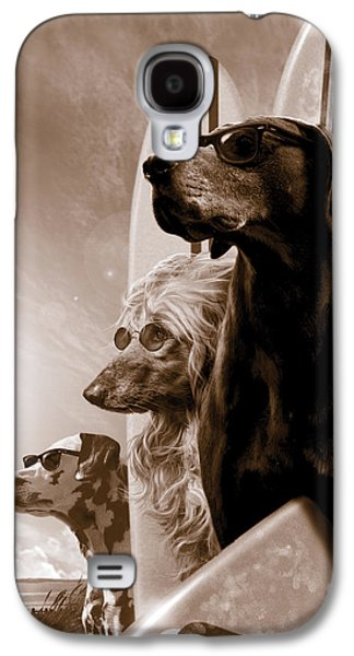 Dog Galaxy S4 Case - Changes by Garry Walton