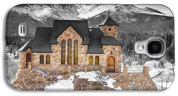 Chapel On The Rock Bwsc Galaxy S4 Case by James BO  Insogna