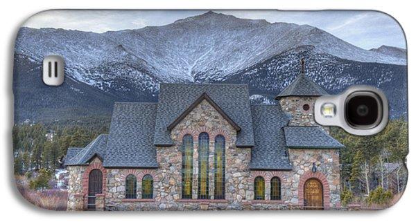 Chapel On The Rock Galaxy S4 Case