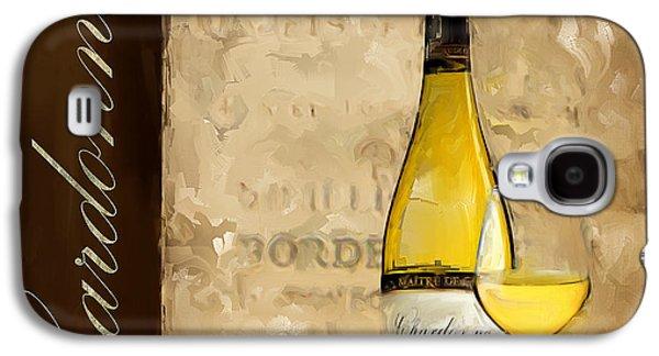 Chardonnay IIi Galaxy S4 Case by Lourry Legarde