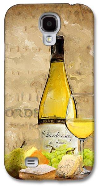 Chardonnay Iv Galaxy S4 Case