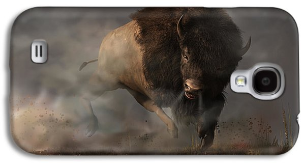 Charging Bison Galaxy S4 Case