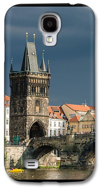 Charles Bridge Prague Galaxy S4 Case by Matthias Hauser