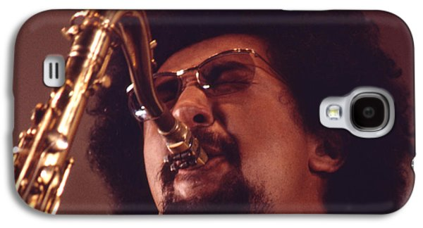 Charles Lloyd In The Soviet Union Galaxy S4 Case by The Harrington Collection