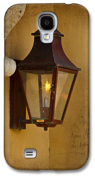 Charleston Carriage Light Galaxy S4 Case by Bill Barber