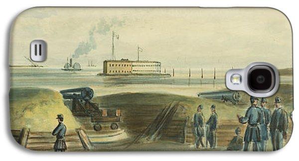 Charlestons Defense Circa 1863 Galaxy S4 Case