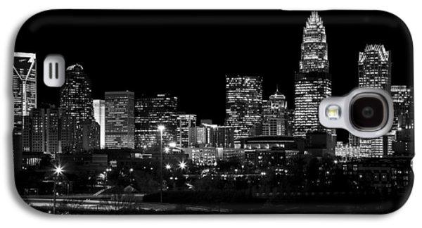 Charlotte Night V2 Galaxy S4 Case by Chris Austin