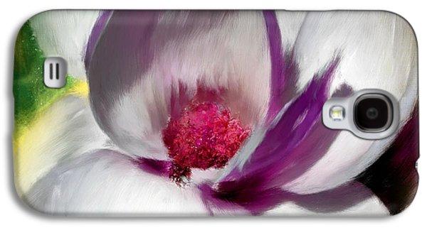 Charming Bloom Galaxy S4 Case