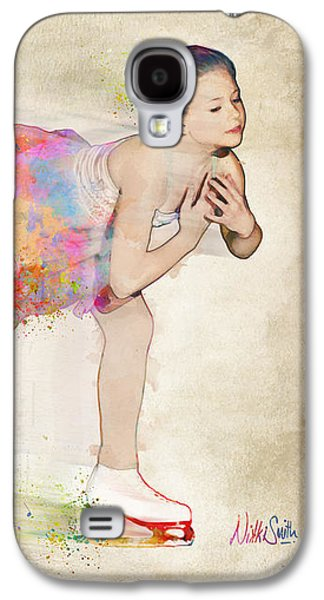Chase Your Dreams Galaxy S4 Case by Nikki Smith
