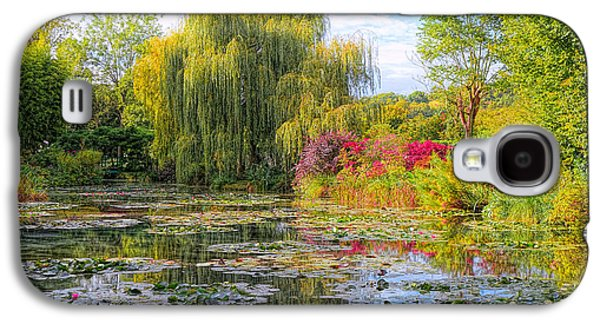 Chasing Monet Galaxy S4 Case by Olivier Le Queinec
