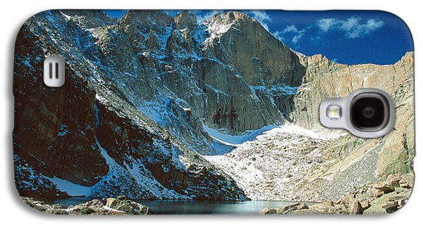 Chasm Lake Galaxy S4 Case by Eric Glaser