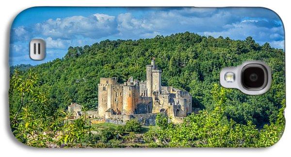 Chateau Bonaguil Galaxy S4 Case