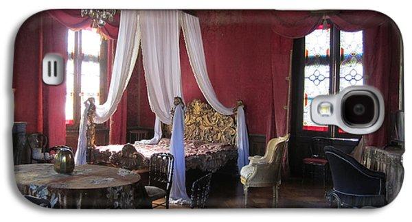 Chateau De Cormatin Galaxy S4 Case