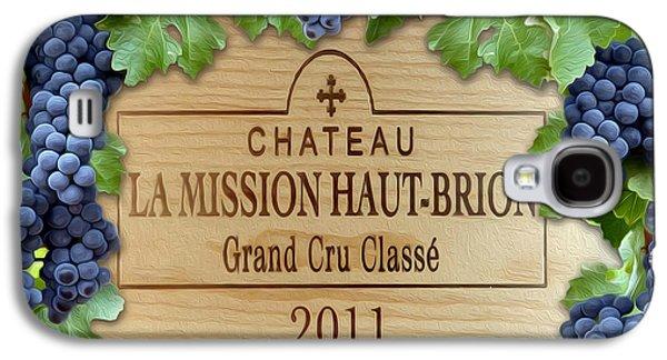 Chateau Haut Brion Galaxy S4 Case by Jon Neidert
