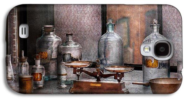 Chemist - The Art Of Measurement Galaxy S4 Case