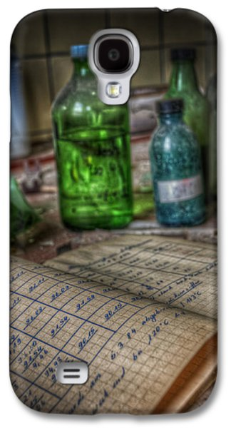 Chemistry  Galaxy S4 Case by Nathan Wright