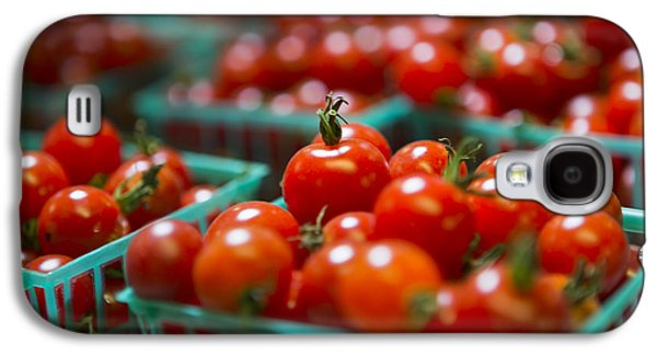 Cherry Tomatoes Galaxy S4 Case by Caitlyn  Grasso