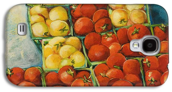 Cherry Tomatoes Galaxy S4 Case