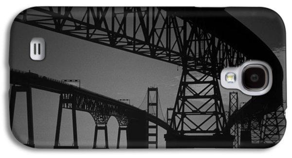 Chesapeake Bay Bridge At Annapolis Galaxy S4 Case