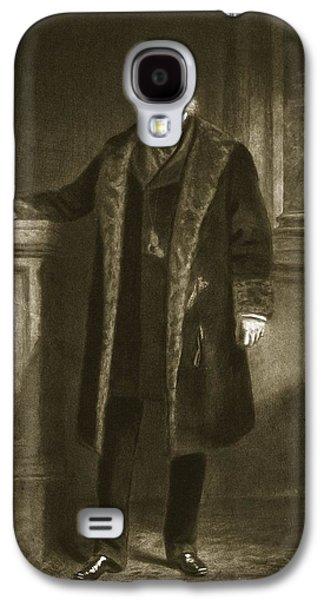 Chester A. Arthur Galaxy S4 Case by Daniel Huntington
