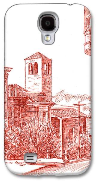 Chestnut Street In San Francisco  Galaxy S4 Case