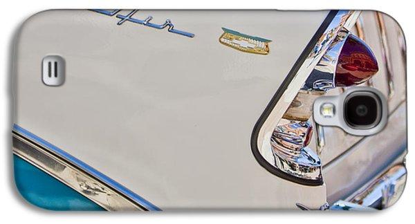 Chevrolet Bel-air Taillight Galaxy S4 Case by Jill Reger