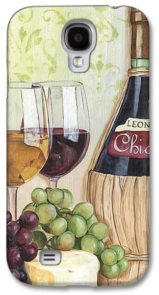 Chianti And Friends Galaxy S4 Case