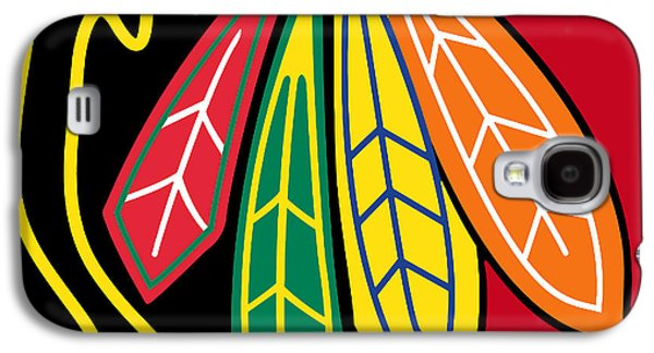 Chicago Blackhawks 2 Galaxy S4 Case