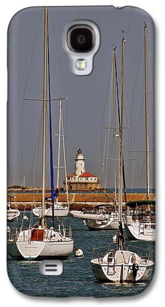 Chicago Harbor Lighthouse Illinois Galaxy S4 Case