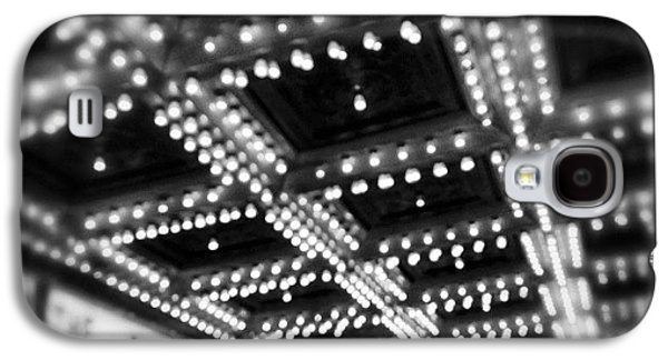 Light Galaxy S4 Case - Chicago Oriental Theatre Lights by Paul Velgos