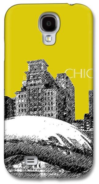 Chicago The Bean - Mustard Galaxy S4 Case