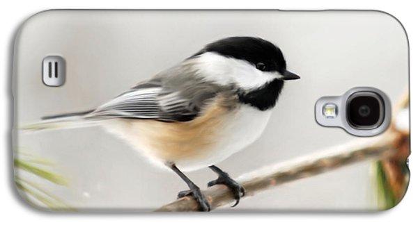 Chickadee Galaxy S4 Case