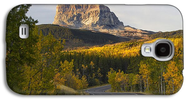 Chief Mountain Highway Galaxy S4 Case