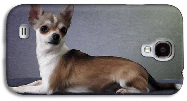 Chihuahua Galaxy S4 Case by Gun Legler
