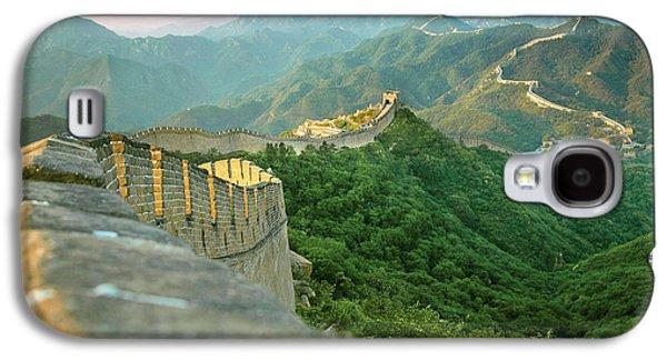 China, Huairou County, Sunrise Galaxy S4 Case by Miva Stock