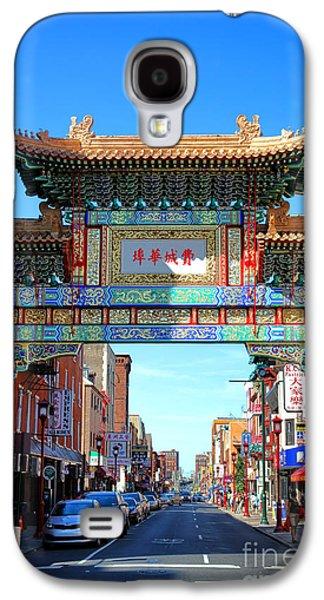 Chinatown Friendship Gate Galaxy S4 Case
