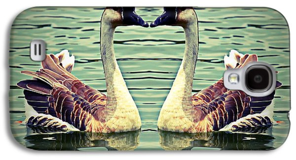 Chinese Geese Galaxy S4 Case by Christina Ochsner