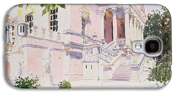Chiswick House Galaxy S4 Case by Lucy Willis