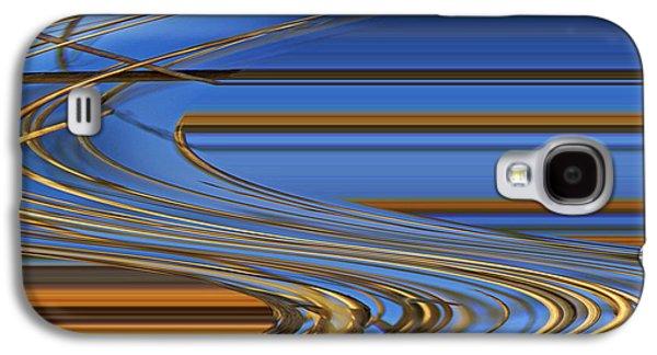 Chocolate Galaxy S4 Case by Carol Lynch