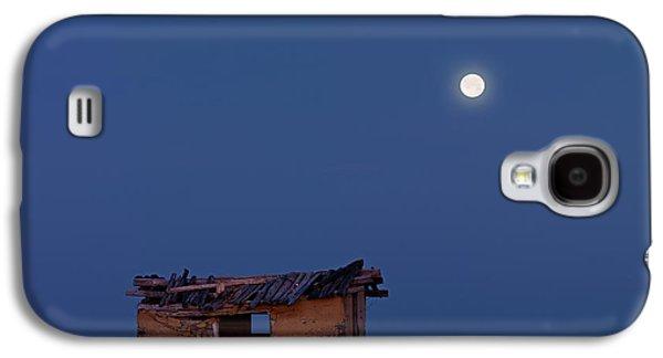 Choteau Cabin Galaxy S4 Case by Leland D Howard